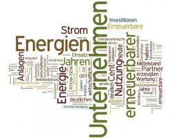 Unternehmen nehmen erneuerbare Energien kaum wahr